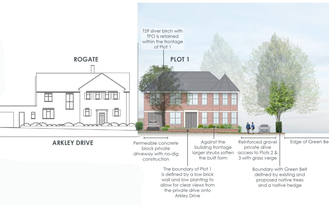 Planning Approval for Linea Homes
