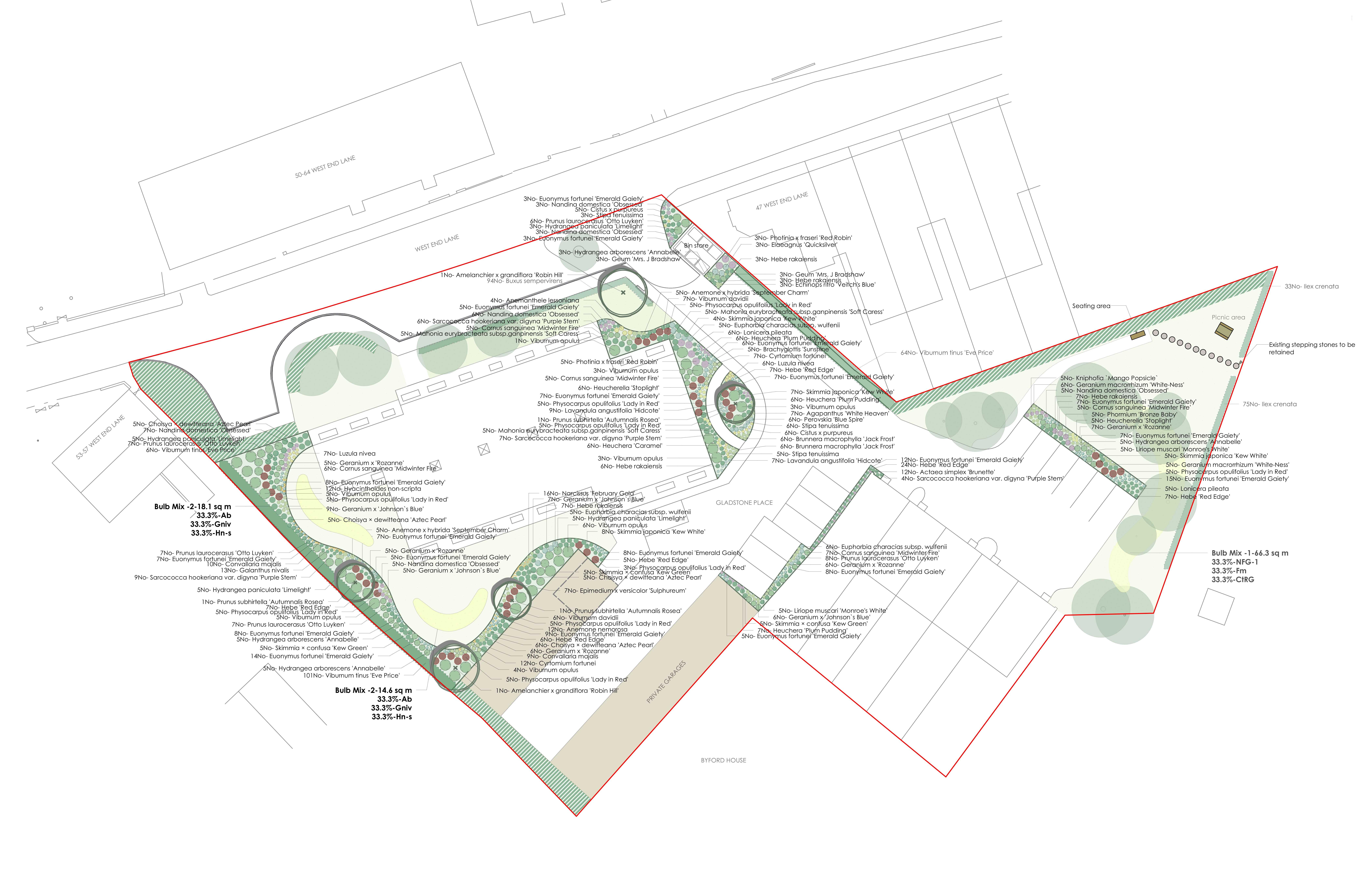 1808-GUA-DR-L002-P01 Planting Plan