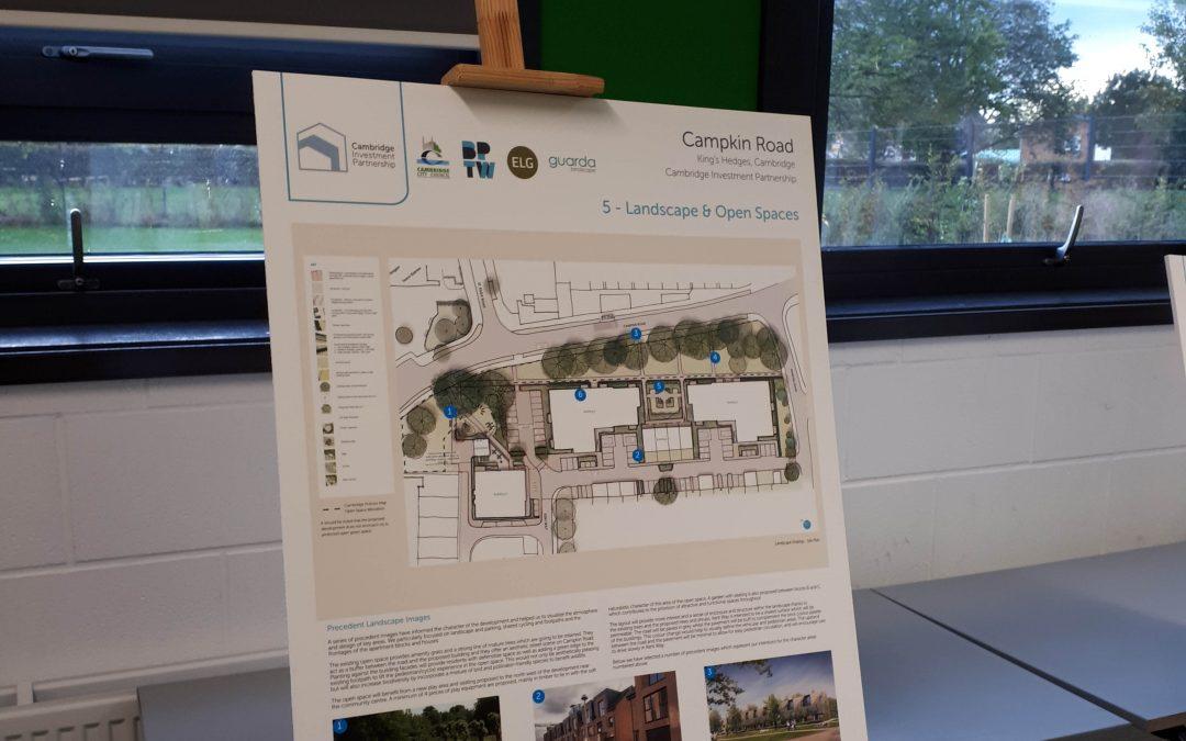 Campkin Road Public Consultation